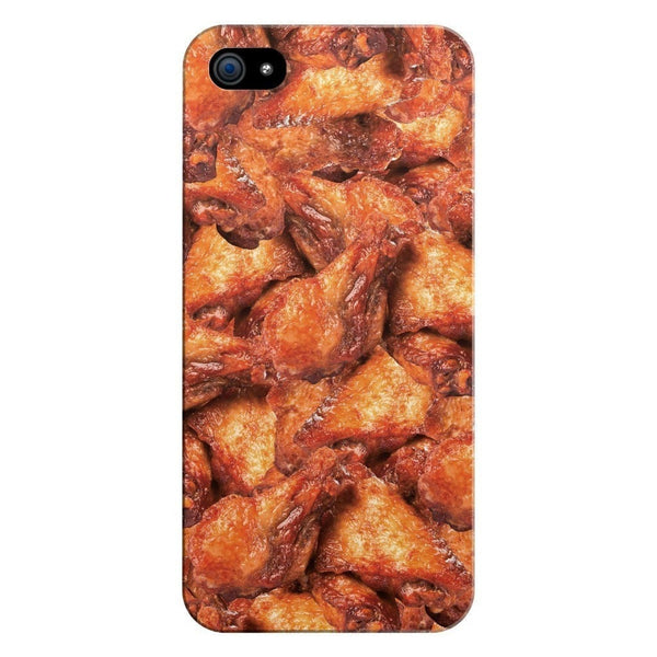 Chicken Wings Invasion Smartphone Case-Gooten-iPhone 5/5s/SE-| All-Over-Print Everywhere - Designed to Make You Smile