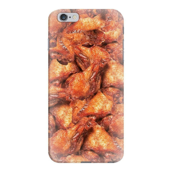 Chicken Wings Invasion Smartphone Case-Gooten-iPhone 6 Plus/6s Plus-| All-Over-Print Everywhere - Designed to Make You Smile