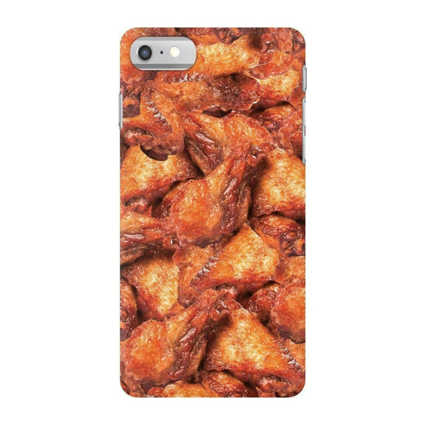 Chicken Wings Invasion Smartphone Case-Gooten-iPhone 7-| All-Over-Print Everywhere - Designed to Make You Smile