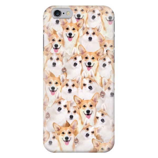 Corgi Invasion Smartphone Case-Gooten-iPhone 6/6s-| All-Over-Print Everywhere - Designed to Make You Smile