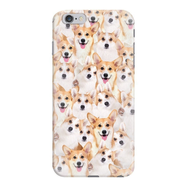 Corgi Invasion Smartphone Case-Gooten-iPhone 6 Plus/6s Plus-| All-Over-Print Everywhere - Designed to Make You Smile