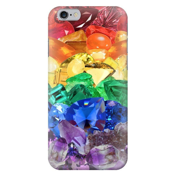 Crystal Pride Smartphone Case-Gooten-iPhone 6/6s-| All-Over-Print Everywhere - Designed to Make You Smile