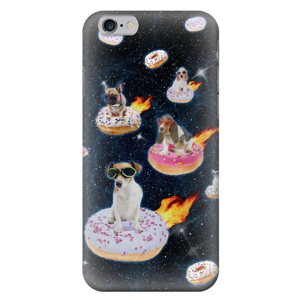 Dogs N' Donuts Smartphone Case-Gooten-iPhone 6/6s-| All-Over-Print Everywhere - Designed to Make You Smile