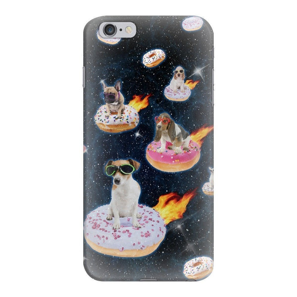 Dogs N' Donuts Smartphone Case-Gooten-iPhone 6 Plus/6s Plus-| All-Over-Print Everywhere - Designed to Make You Smile