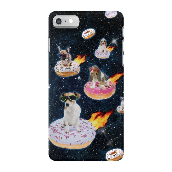 Dogs N' Donuts Smartphone Case-Gooten-iPhone 7-| All-Over-Print Everywhere - Designed to Make You Smile