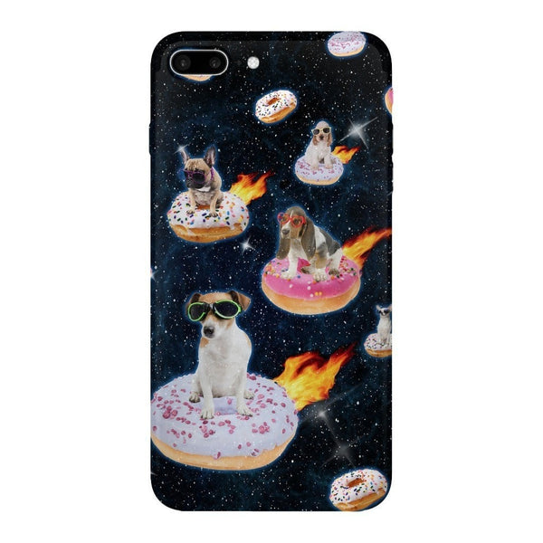 Dogs N' Donuts Smartphone Case-Gooten-iPhone 7 Plus-| All-Over-Print Everywhere - Designed to Make You Smile