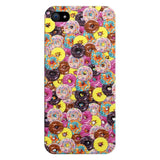 Donuts Invasion Smartphone Case-Gooten-iPhone 5/5s/SE-| All-Over-Print Everywhere - Designed to Make You Smile