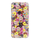 Donuts Invasion Smartphone Case-Gooten-iPhone 6 Plus/6s Plus-| All-Over-Print Everywhere - Designed to Make You Smile