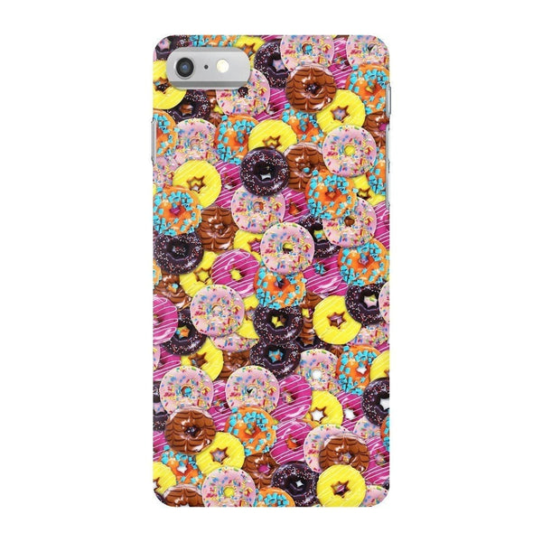 Donuts Invasion Smartphone Case-Gooten-iPhone 7-| All-Over-Print Everywhere - Designed to Make You Smile