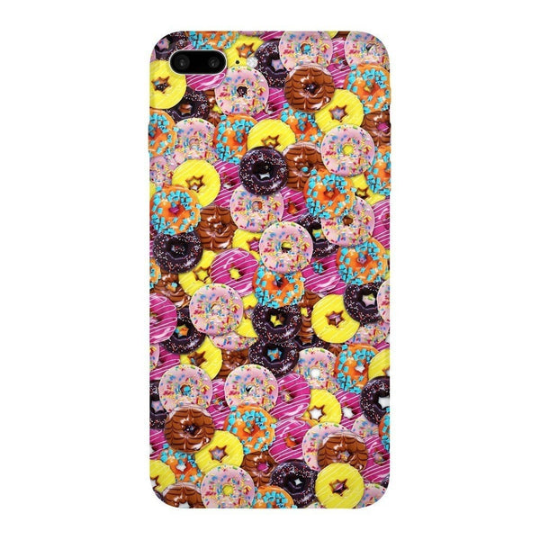 Donuts Invasion Smartphone Case-Gooten-iPhone 7 Plus-| All-Over-Print Everywhere - Designed to Make You Smile