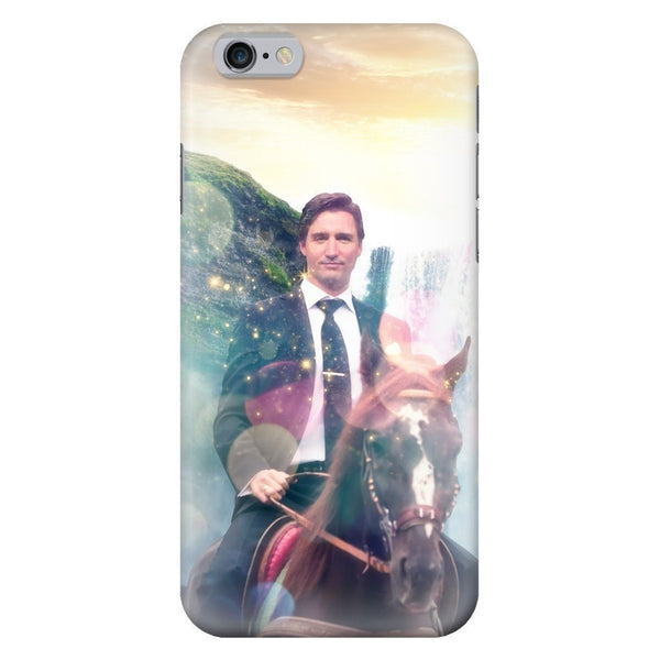 Dreamy Trudeau Smartphone Case-Gooten-iPhone 6/6s-| All-Over-Print Everywhere - Designed to Make You Smile