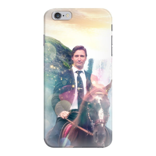 Dreamy Trudeau Smartphone Case-Gooten-iPhone 6 Plus/6s Plus-| All-Over-Print Everywhere - Designed to Make You Smile