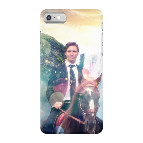 Dreamy Trudeau Smartphone Case-Gooten-iPhone 7-| All-Over-Print Everywhere - Designed to Make You Smile