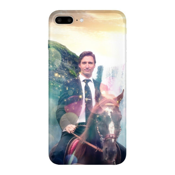 Dreamy Trudeau Smartphone Case-Gooten-iPhone 7 Plus-| All-Over-Print Everywhere - Designed to Make You Smile