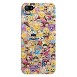 Emoji Invasion Smartphone Case-Gooten-iPhone 5/5s/SE-| All-Over-Print Everywhere - Designed to Make You Smile