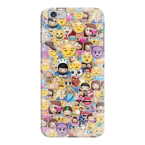 Emoji Invasion Smartphone Case-Gooten-iPhone 6 Plus/6s Plus-| All-Over-Print Everywhere - Designed to Make You Smile