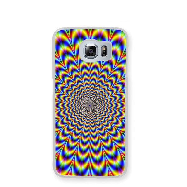 Fractal Pulse Smartphone Case-Gooten-iPhone 5/5s/SE-| All-Over-Print Everywhere - Designed to Make You Smile