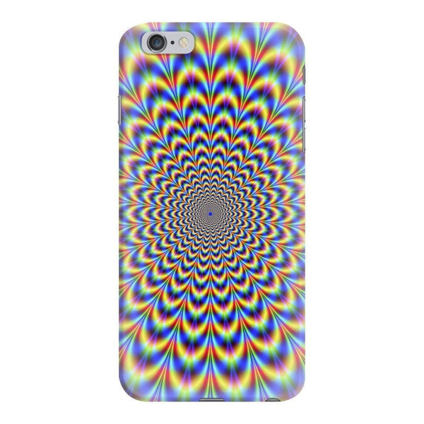 Fractal Pulse Smartphone Case-Gooten-iPhone 6 Plus/6s Plus-| All-Over-Print Everywhere - Designed to Make You Smile