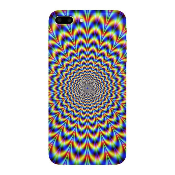 Fractal Pulse Smartphone Case-Gooten-iPhone 7 Plus-| All-Over-Print Everywhere - Designed to Make You Smile