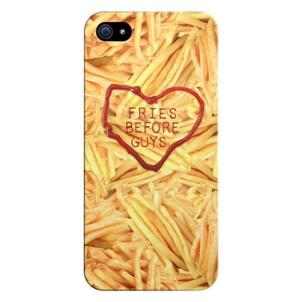 Fries Before Guys Smartphone Case-Gooten-iPhone 5/5s/SE-| All-Over-Print Everywhere - Designed to Make You Smile