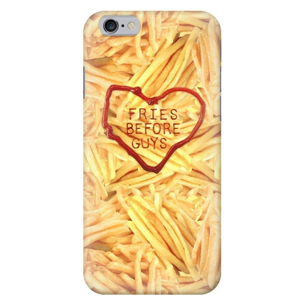Fries Before Guys Smartphone Case-Gooten-iPhone 6/6s-| All-Over-Print Everywhere - Designed to Make You Smile