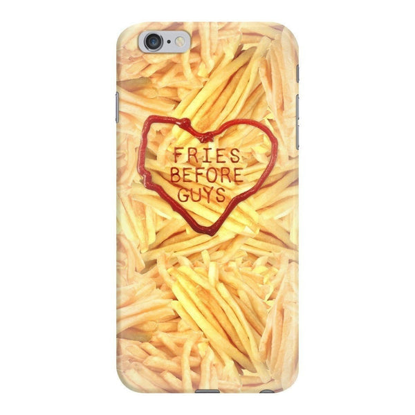 Fries Before Guys Smartphone Case-Gooten-iPhone 6 Plus/6s Plus-| All-Over-Print Everywhere - Designed to Make You Smile
