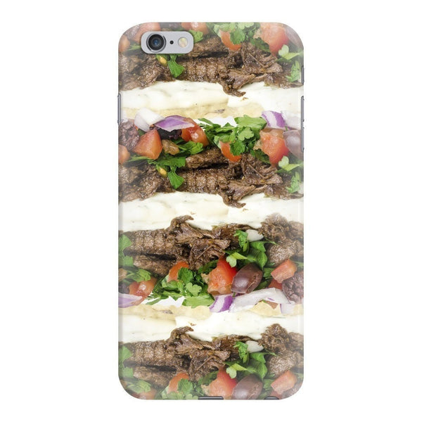 Gyros Invasion Smartphone Case-Gooten-iPhone 6 Plus/6s Plus-| All-Over-Print Everywhere - Designed to Make You Smile