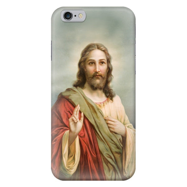 Holy Jesus Smartphone Case-Gooten-iPhone 6/6s-| All-Over-Print Everywhere - Designed to Make You Smile