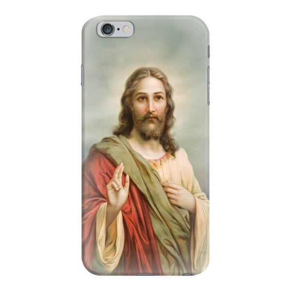Holy Jesus Smartphone Case-Gooten-iPhone 6 Plus/6s Plus-| All-Over-Print Everywhere - Designed to Make You Smile