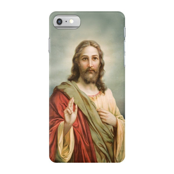 Holy Jesus Smartphone Case-Gooten-iPhone 7-| All-Over-Print Everywhere - Designed to Make You Smile