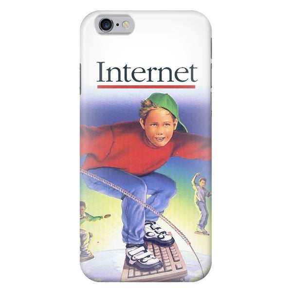 Internet Kids Smartphone Case-Gooten-iPhone 6/6s-| All-Over-Print Everywhere - Designed to Make You Smile