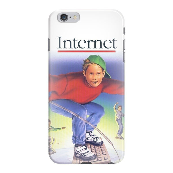 Internet Kids Smartphone Case-Gooten-iPhone 6 Plus/6s Plus-| All-Over-Print Everywhere - Designed to Make You Smile