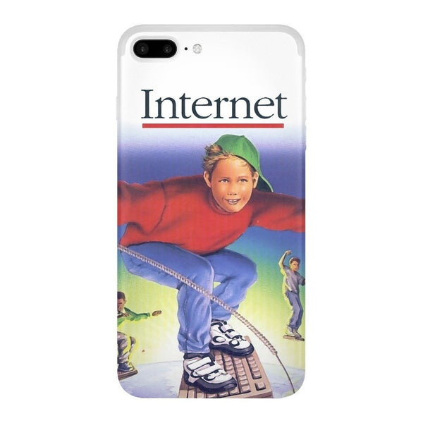 Internet Kids Smartphone Case-Gooten-iPhone 7 Plus-| All-Over-Print Everywhere - Designed to Make You Smile