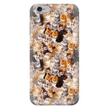 Kitty Invasion Smartphone Case-Gooten-iPhone 6/6s-| All-Over-Print Everywhere - Designed to Make You Smile