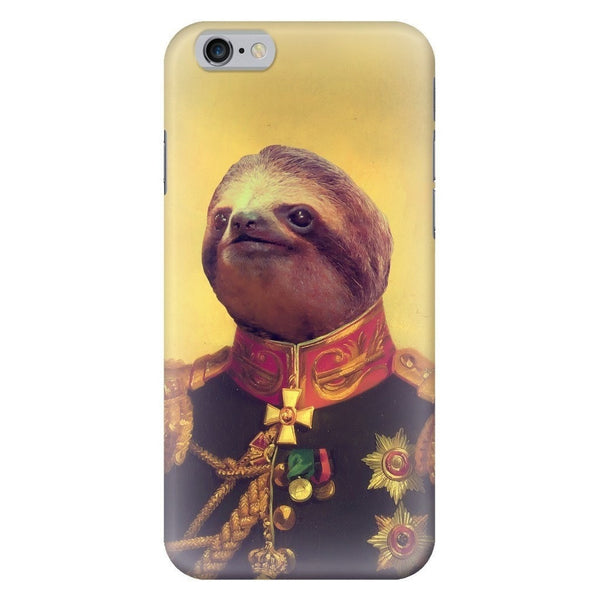 Lil' General Sloth Smartphone Case-Gooten-iPhone 6/6s-| All-Over-Print Everywhere - Designed to Make You Smile
