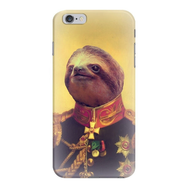 Lil' General Sloth Smartphone Case-Gooten-iPhone 6 Plus/6s Plus-| All-Over-Print Everywhere - Designed to Make You Smile