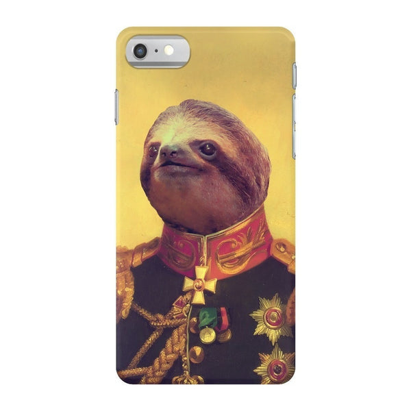 Lil' General Sloth Smartphone Case-Gooten-iPhone 7-| All-Over-Print Everywhere - Designed to Make You Smile