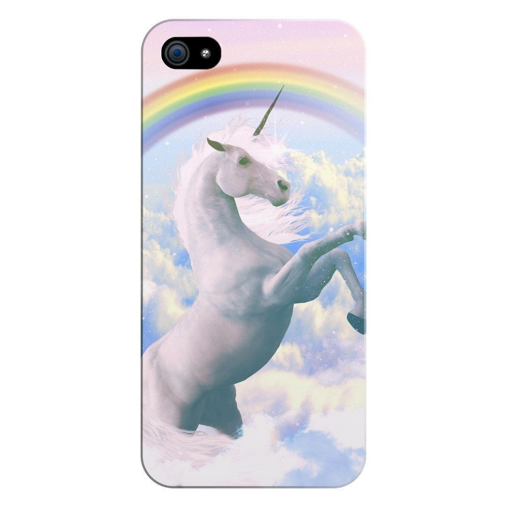 Magical Unicorn Smartphone Case-Gooten-iPhone 5/5s/SE-| All-Over-Print Everywhere - Designed to Make You Smile