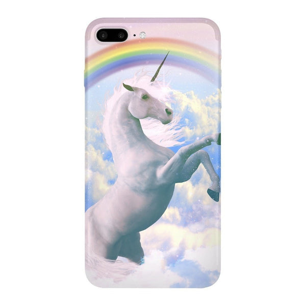 Magical Unicorn Smartphone Case-Gooten-iPhone 7 Plus-| All-Over-Print Everywhere - Designed to Make You Smile