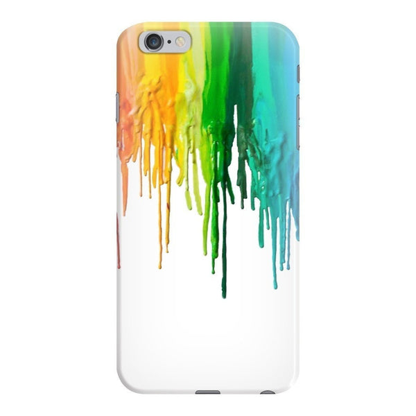 Melted Crayon Smartphone Case-Gooten-iPhone 6 Plus/6s Plus-| All-Over-Print Everywhere - Designed to Make You Smile
