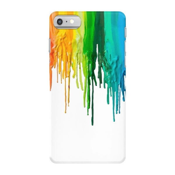 Melted Crayon Smartphone Case-Gooten-iPhone 7-| All-Over-Print Everywhere - Designed to Make You Smile