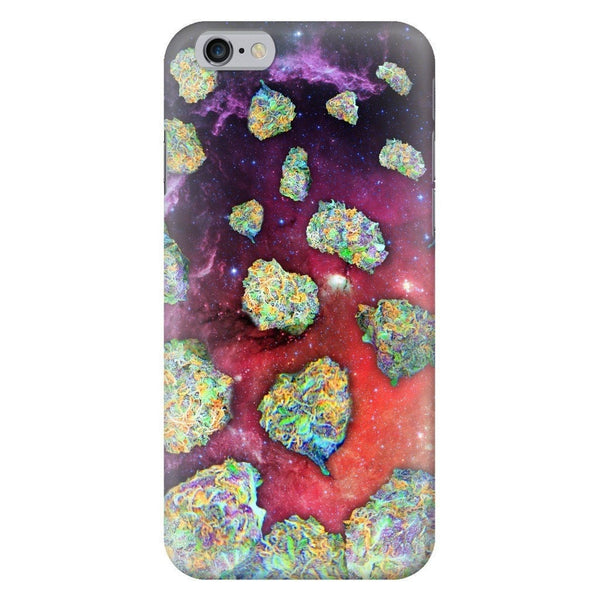 Nug Nebulla Smartphone Case-Gooten-iPhone 6/6s-| All-Over-Print Everywhere - Designed to Make You Smile