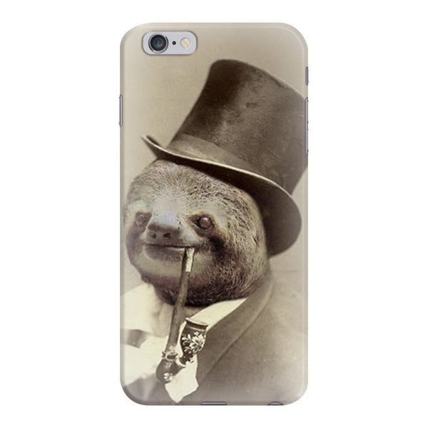Old Money Flows Sloth Smartphone Case-Gooten-iPhone 6 Plus/6s Plus-| All-Over-Print Everywhere - Designed to Make You Smile