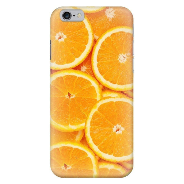 Oranges Invasion Smartphone Case-Gooten-iPhone 6/6s-| All-Over-Print Everywhere - Designed to Make You Smile