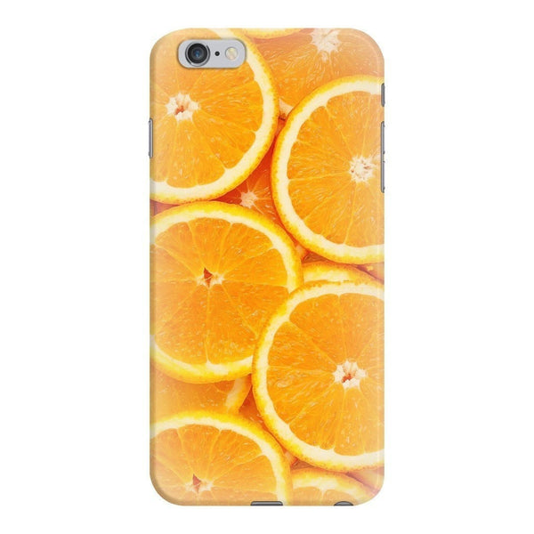 Oranges Invasion Smartphone Case-Gooten-iPhone 6 Plus/6s Plus-| All-Over-Print Everywhere - Designed to Make You Smile