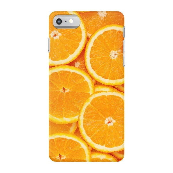 Oranges Invasion Smartphone Case-Gooten-iPhone 7-| All-Over-Print Everywhere - Designed to Make You Smile