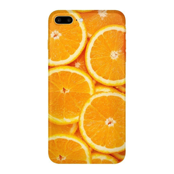 Oranges Invasion Smartphone Case-Gooten-iPhone 7 Plus-| All-Over-Print Everywhere - Designed to Make You Smile