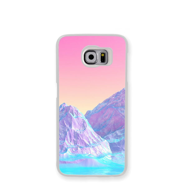Pastel Mountains Smartphone Case-Gooten-| All-Over-Print Everywhere - Designed to Make You Smile