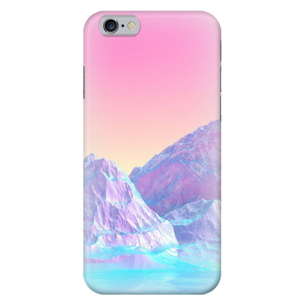 Pastel Mountains Smartphone Case-Gooten-iPhone 6/6s-| All-Over-Print Everywhere - Designed to Make You Smile