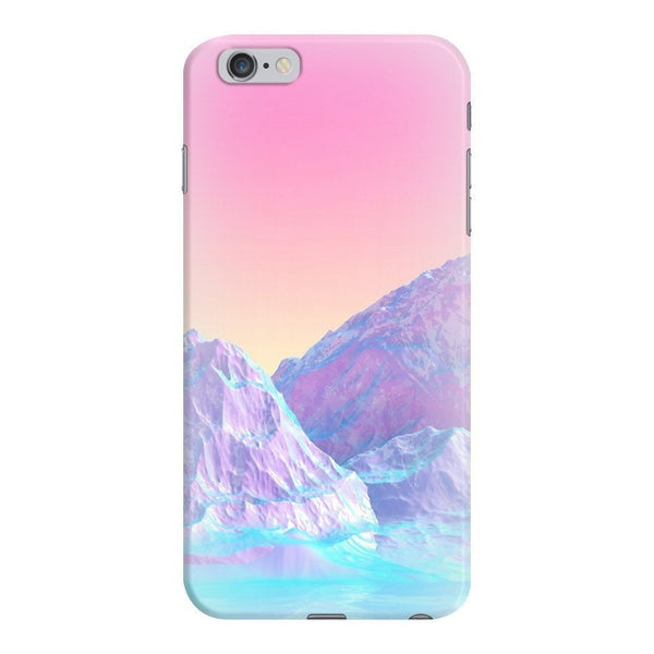 Pastel Mountains Smartphone Case-Gooten-iPhone 6 Plus/6s Plus-| All-Over-Print Everywhere - Designed to Make You Smile